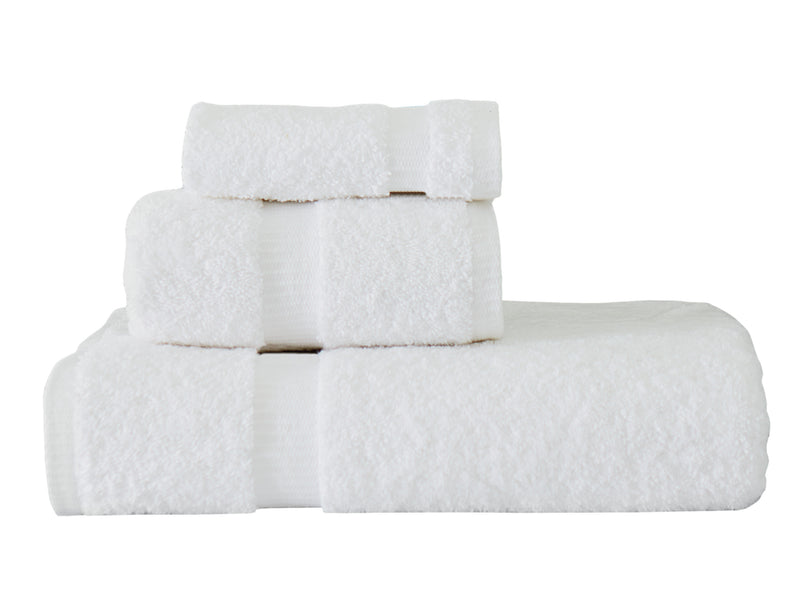 Welshire Bath Towel - White