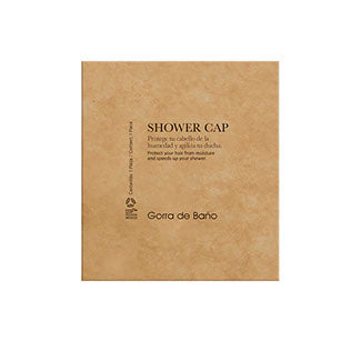 SHOWER CAP BOXED