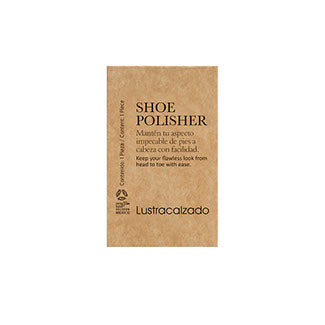 SHOE POLISHER BOXED