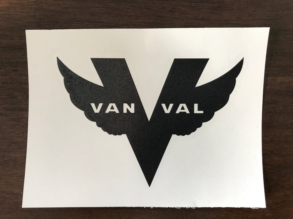 VanVal Vinyl Decal