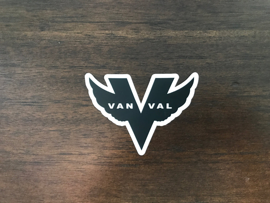 VanVal Sticker