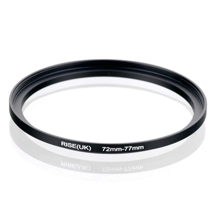72-77mm Step Up Ring