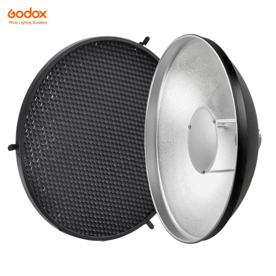 Godox AD-S3 Beauty Dish with Grid for AD200/AD180/360/360II