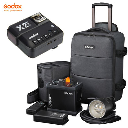 Godox AD1200Pro Package Deal 2 - Arahan Photo
