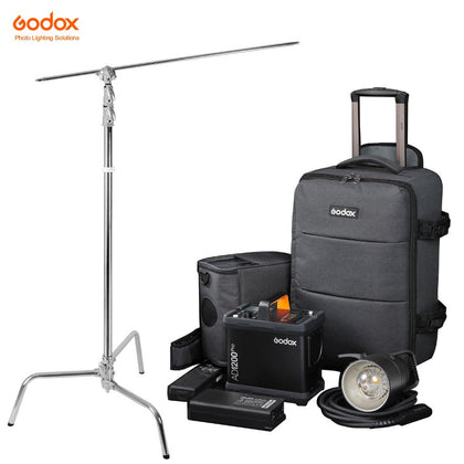 Godox AD1200Pro Package Deal 3 - Arahan Photo