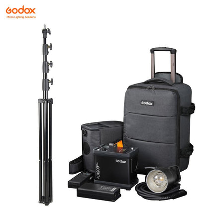 Godox AD1200Pro Package Deal 4 - Arahan Photo