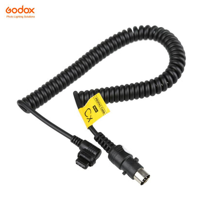 Godox Canon Flash-Cable for PB 960 Battery Power Pack - Arahan Photo
