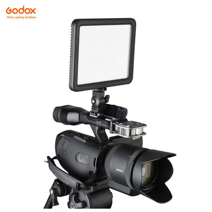 Godox LED Interview Video Light P120-C Color Changeable LED Lighting - Arahan Photo