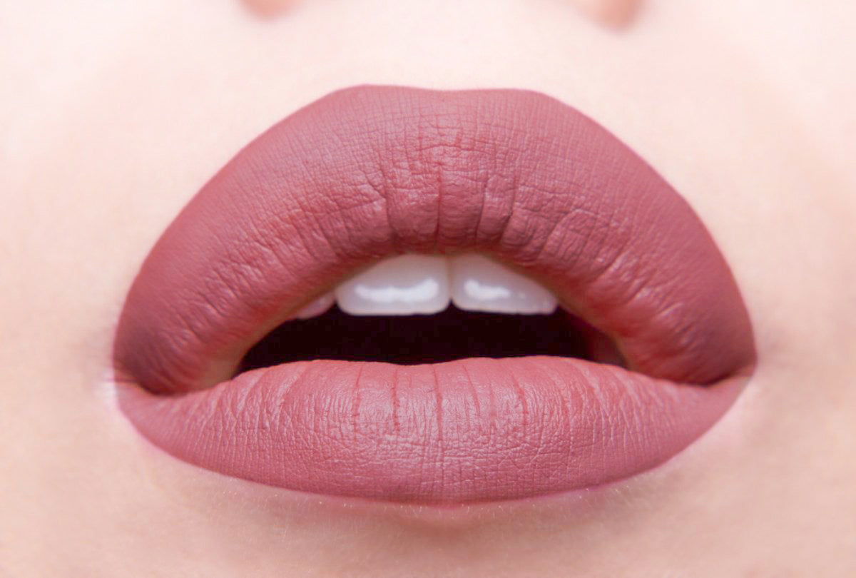 Rose - Liquid Matte Lipstick