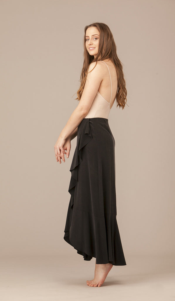 Athena Silk Skirt Dress.  SOLD OUT
