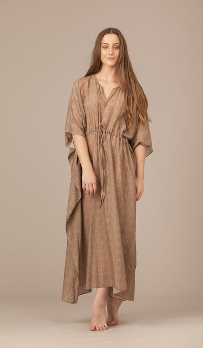 Anouki Reverse Silk Dress.