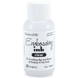 Ranger Emboss It 1oz Re-Inker Clear