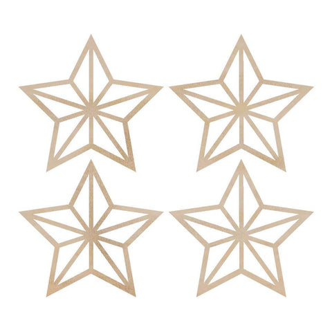 Flourish Pack - Mini Stars