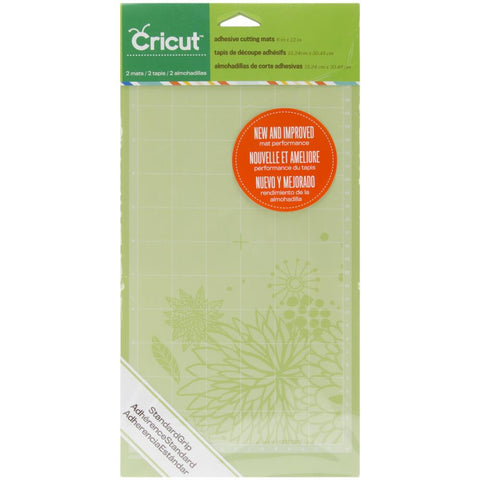 "Cricut Cutting Mats 6""X12"" 2/Pkg Standard Grip"