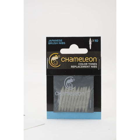 Chameleon Replacement Brush Nibs 10/Pkg
