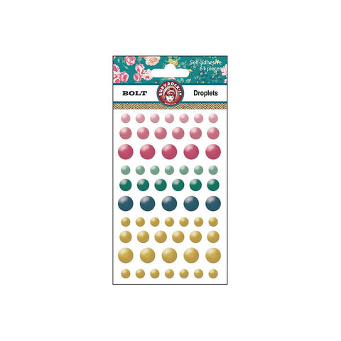 Bolt Self-Adhesive Droplets 61/Pkg
