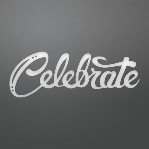Celebrate With Me - Couture Creations It's A Beautiful Life Die