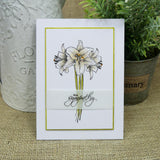 Hunkydory For The Love Of Stamps A6 - Floral Sketches