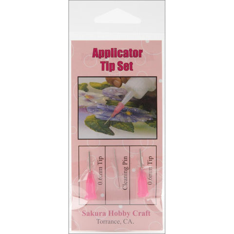 Applicator Tip set