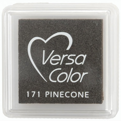 "VersaColor Pigment Mini Ink Pad Pinecone 1"" pad"