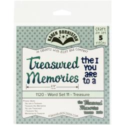 Karen Burniston Dies - Word Set 11 -Word Set 11 - Treasure