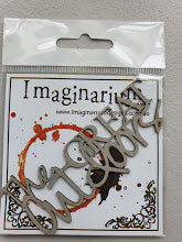 The Great Outdoors Chipboard Title - Imaginarium