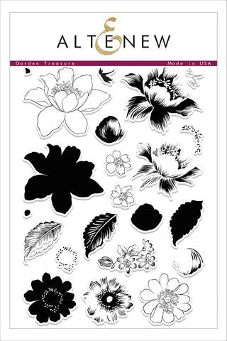 Garden Treasure Stamp Set
