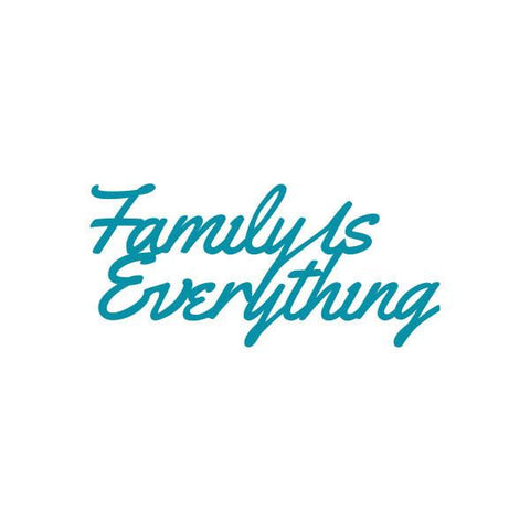 Family is Everything: Kalini Collection - Couture Creations Dies