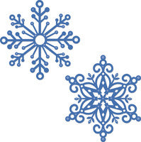 Snowflake Decorative Die