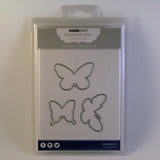3 Butterflys Decorative Die