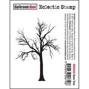 Bare Tree Eclectic Stamp
