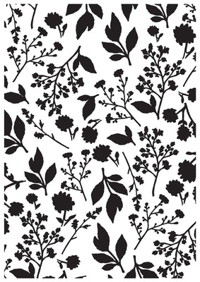 Bloom Embossing Folder
