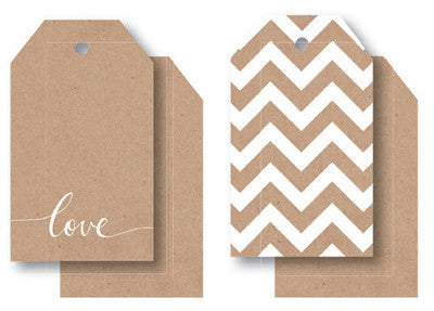 Chevron Tag Pack