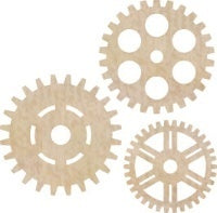 Wooden Flourishes - Cogs