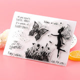 Fairy wishes Stamp Set