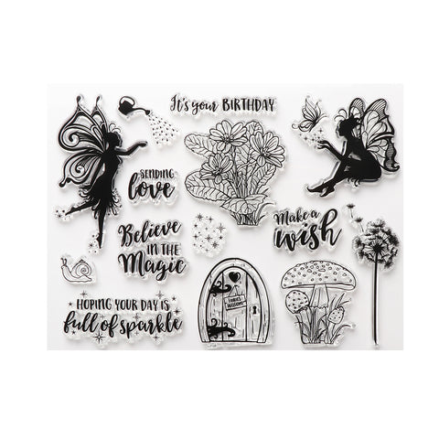 Magic Fairy stamps