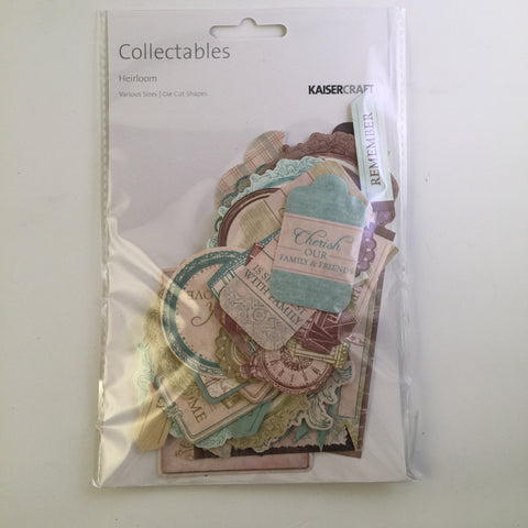 Collectables - Heirloom
