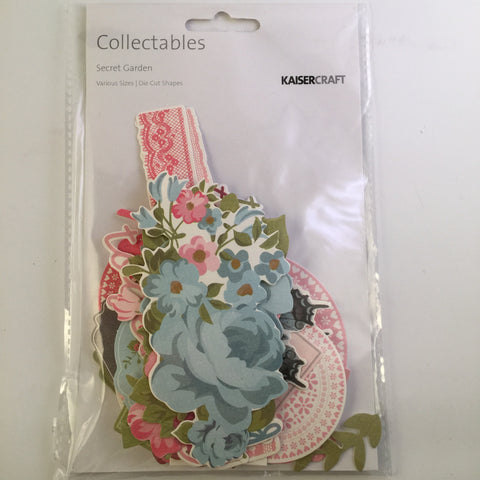 Collectables - Secret Garden