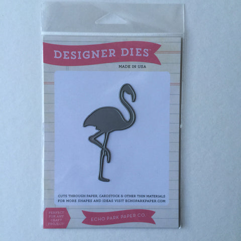 Flamingo Die Set