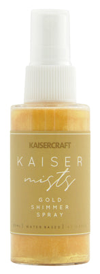 KAISERmist -Gold Shimmer spray