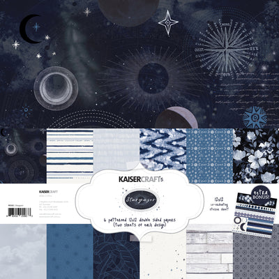 Stargazer Paper Pack with Bonus Sticker Sheet