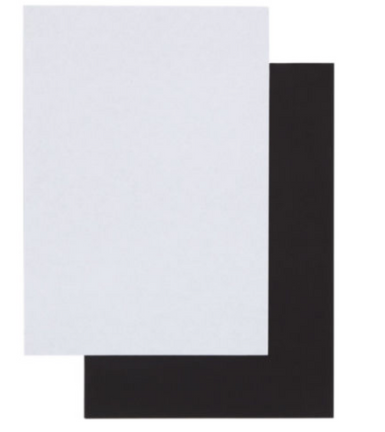 A4 self-adhesive magnetic sheet  1.5mm thick