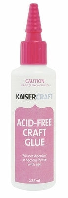 Acid Free Craft Glue