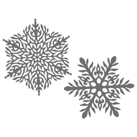Evita Collection: Snowflakes - Ultimate Crafts