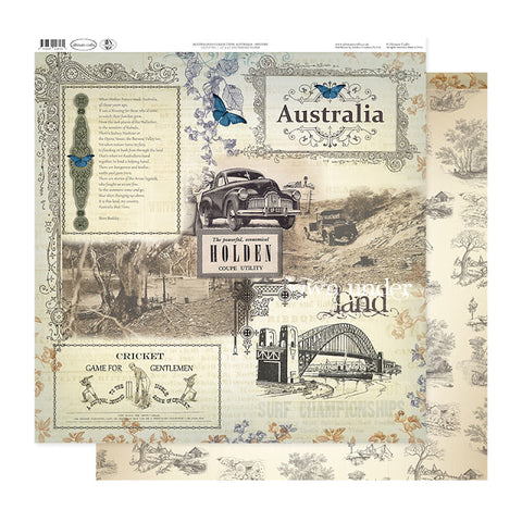 Australiana Collection: Australia - History - Ultimate Crafts