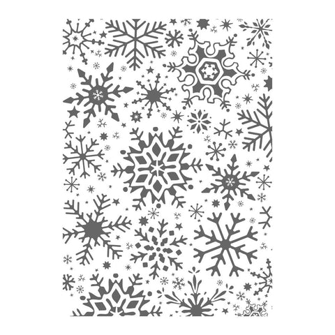 Stamp Set - Fractured Snowflake