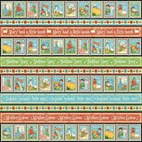 Graphic 45 -Playful Postage -Mother Goose Collection