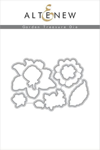 Garden Treasure Die Set