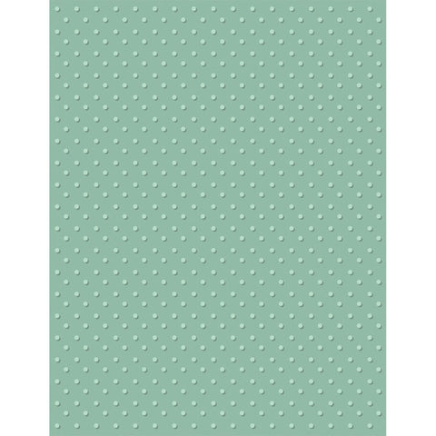 Delicate Dots Embossing Folder