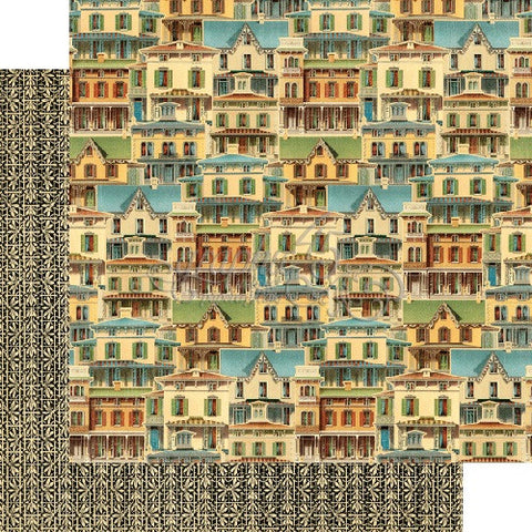 Graphic 45 - This Old House - Artisan Style Collection